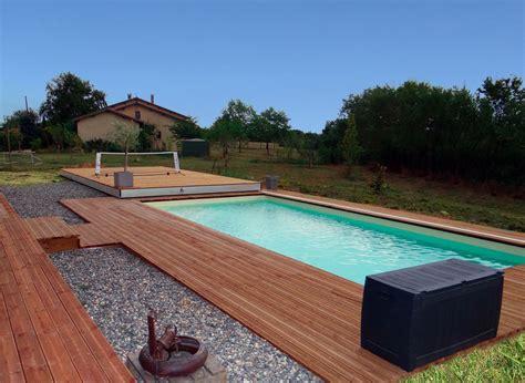 mobile terrasse pool terrasse mobile pour piscine pool fond mobile pour piscine pool