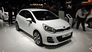 Kia Paris : kia rio shown in paris carbuyer ~ Gottalentnigeria.com Avis de Voitures