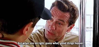 Right Thing Talent Quotes Bronx Tale Could