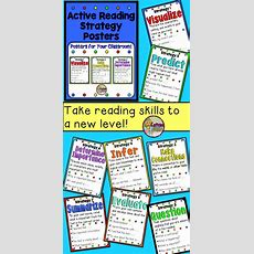 Best 25+ Reading Strategies Posters Ideas On Pinterest  Reading Comprehension Strategies