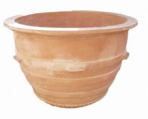 Terracotta Töpfe Groß : term hlen terracotta impruneta riesiger bauchiger schlichterterracotta topf ~ Eleganceandgraceweddings.com Haus und Dekorationen