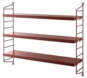 Regal 50 X 60 : regale von string furniture g nstig online kaufen bei m bel garten ~ Markanthonyermac.com Haus und Dekorationen
