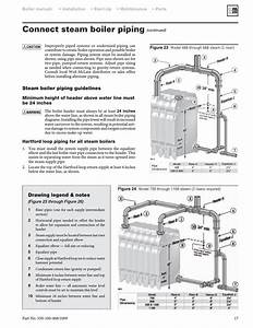 Connect Steam Boiler Piping