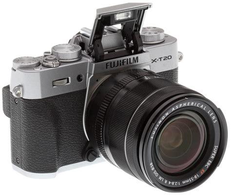 Fuji X T20 18 55mm fujifilm x t20 review