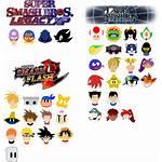 Icons Ssf2 Legacy Ultimate Crusade Smashbros Themed