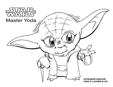 star wars coloring pages vanquish studio