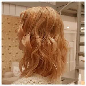 Light Copper Blonde 1c Blonde Ljus Kopparblond