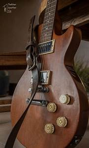 Leather Electric Guitar Strap