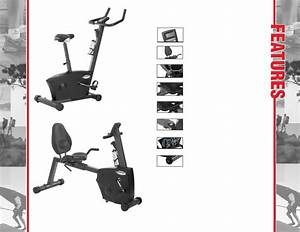 Schwinn 215p Recumbent Bike Manual