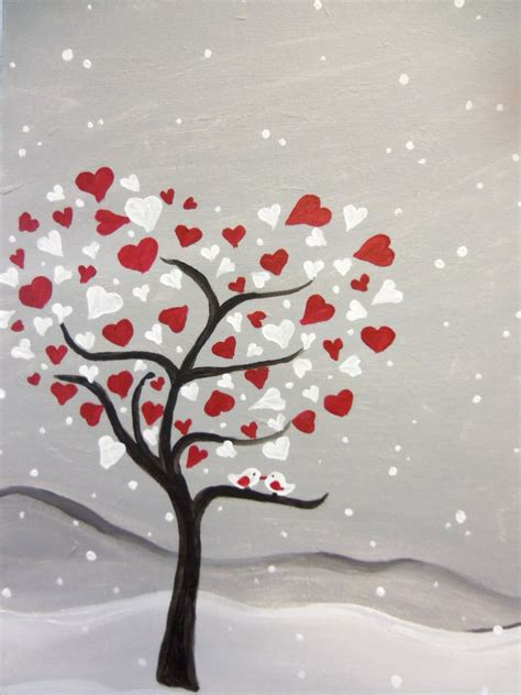 Best Valentine Painting Ideas And Images On Bing Find What You