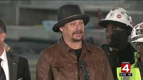 Kid Rock will open Little Caesars Arena with 4 shows in...
