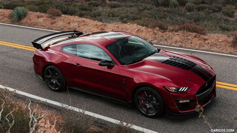 2020 Ford Mustang Shelby Gt500 Wallpaper by 2020 Ford Mustang Shelby Gt500 Front Three Quarter Hd
