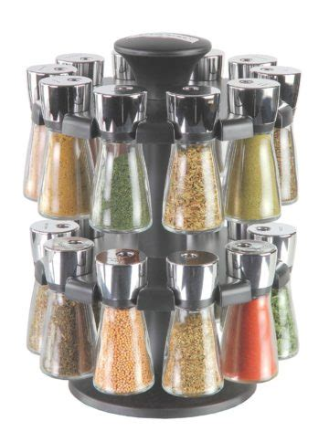 Spice Rack Spices Included by Carousel Spice Rack With Spices Included Review