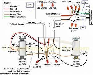 Canarm Fan Speed Control Wiring Diagram Gallery