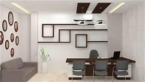 Corporate office interior design interior design for Interior design ideas for small office cabin