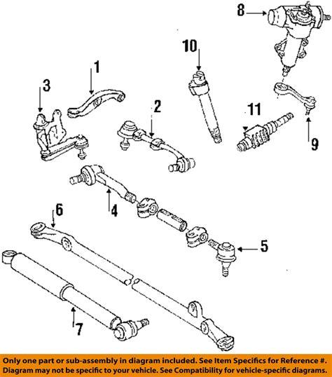 Toyota Oem Pickup Steering Gear Idler Arm