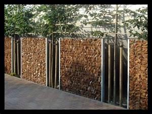 Idee Cloture Pas Chere : magnifique cloture de jardin moderne concernant idee ~ Premium-room.com Idées de Décoration