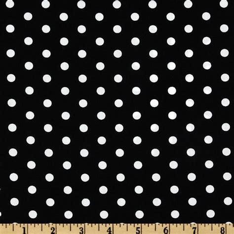 Black And White Polka Dot Background Pimatex Basics Polka Dot Black White Discount Designer