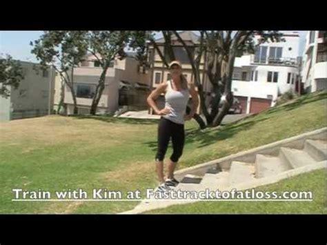 Kim Lyons Workout