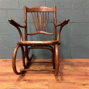 Rocking Chair Conversion Kit Uk by Bentwood Rocking Chair Antiques Atlas