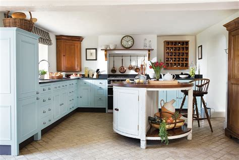 country kitchen styles ideas 27 blue kitchen ideas pictures of decor paint cabinet 6148