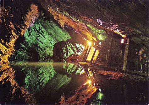 gwynedd wales llechwedd slate caverns blaenau ffestini