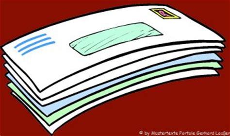 kostenlose musterbriefe geschaeftlich gratis vorlagen und