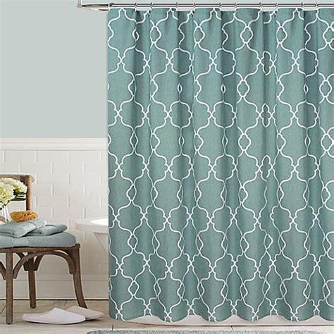 colordrift mandy shower curtain ensemble bed bath
