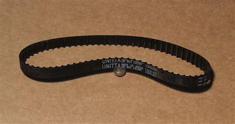 Delta Sander Replacement Drive Belts