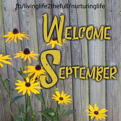 Welcome September Pictures, Photos, and Images for Facebook, Tumblr, Pinterest, and Twitter