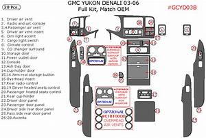 Gmc Yukon Denali 2003