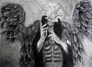 The Angel of Death-Hellboy 2 by jonathanstrange on DeviantArt