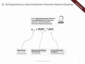 Inverse Online Berechnen : online marketing seo termgewichtung wdf idf ~ Themetempest.com Abrechnung