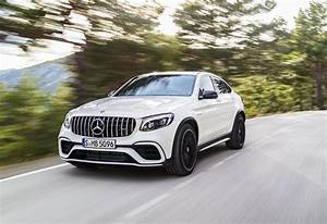 Mercedes Classe Glc : mercedes amg glc 63 revealed most powerful suv in the ~ Dallasstarsshop.com Idées de Décoration