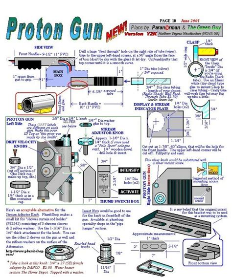 Ghostbusters Proton Pack Plans by 35 Best Proton Packs Images On Ghostbusters