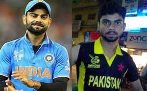 Doppelganger: After Shehzad another Virat Kohli double ...