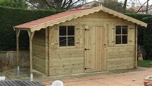 Abri Jardin Sur Mesure : abris bois et ch lets bois de jardin au sur mesure ~ Melissatoandfro.com Idées de Décoration