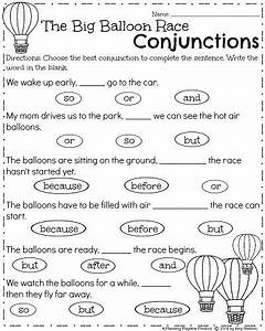 First Grade Worksheets For Spring