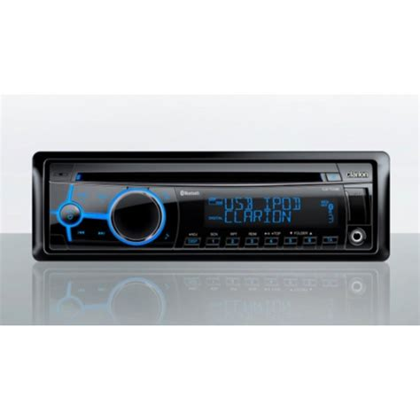 Clarion Cz703e 1 Din Autoradio Mit Bluetooth Cd Usb Mp