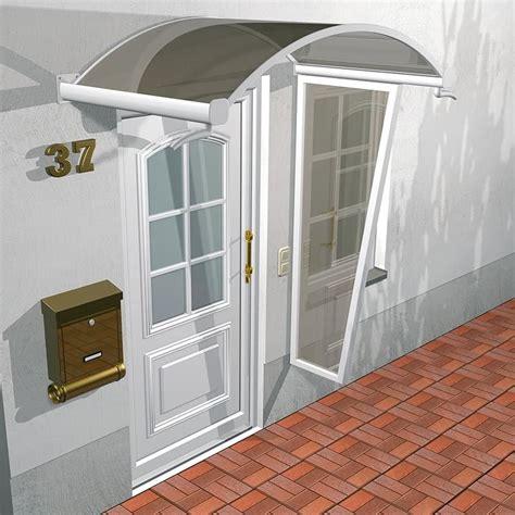 vordach hauseingang mit seitenteil vordach seitenteil solitude aus glas und aluminium kaufen