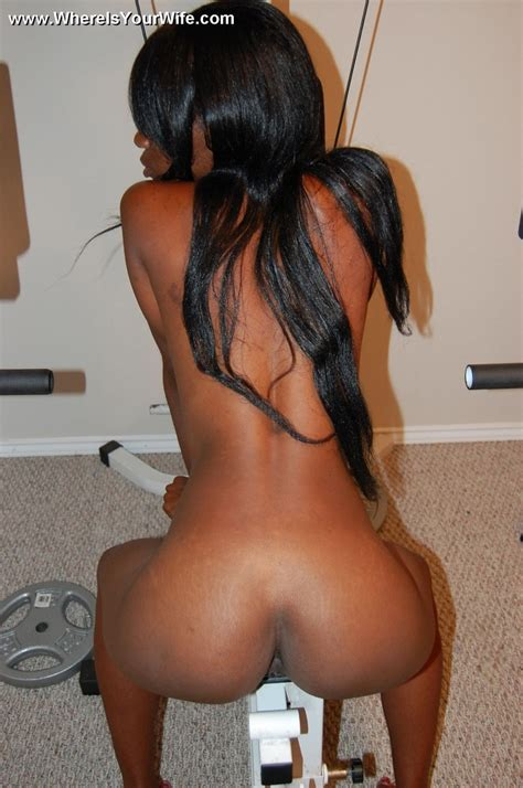 Round Ass Slim Black Milf Wants It Badly Fr Xxx Dessert