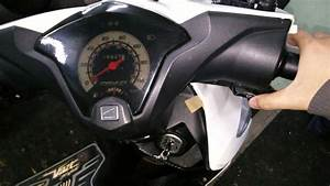 Honda Beat Fi Cbs 2013  Elektrik Starter Macet