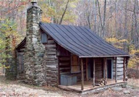shenandoah national park cabins primitive cabin small house plans modern