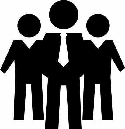 Icon Human Executive Resources Icons Recruiting Svg