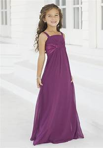 whiteazalea junior dresses purple junior bridesmaid With junior dresses for wedding