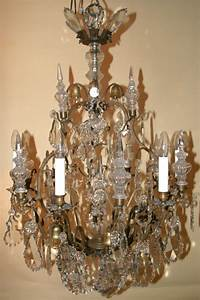 Lustre à Pampilles : lustre pampilles style louis xv ~ Teatrodelosmanantiales.com Idées de Décoration