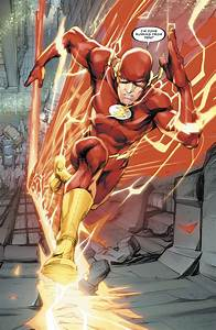 Dc Comics Universe  U0026 The Flash  74 Spoilers  On Road To