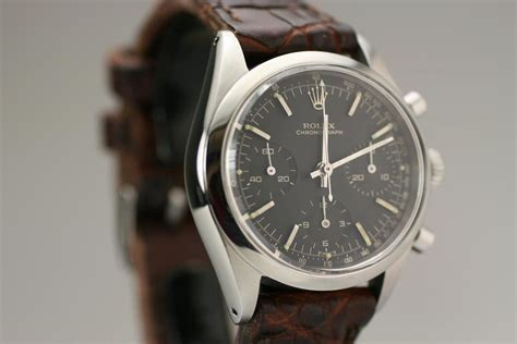 1965 Rolex Chronograph Ref 6238 Watch For Sale - Mens ...