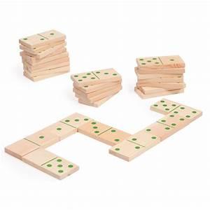 Jeux Geant Exterieur : jeux de domino g ant d 39 ext rieur domi maisons du monde ~ Teatrodelosmanantiales.com Idées de Décoration
