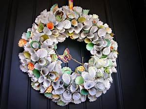 How, To, Make, Paper, Wreaths, Handmade, Craft, Home, D, U00e9cor, Ideas